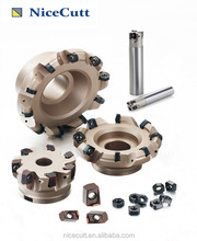 Face Mills - Face Milling Cutters for High Feed/High Speed/Shoudering/Profiling