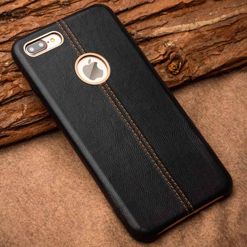 High quality luxury slim PU cell phone case for samsung galaxy S7 edge smartphone cover