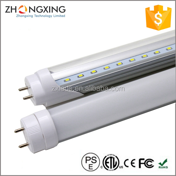 18w Factory price with TUV/CE/ROHS t8 LED tube 1200mm light