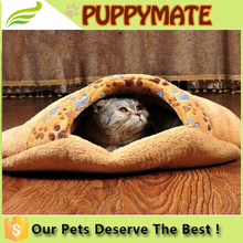 Pet Cave Bed for Dogs and Cats