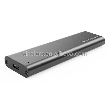 "USB3.1 Type C Gen 2 10Gbps M.2 SSD Enclosure External Hard drives case 2.5"" or 3.5"""