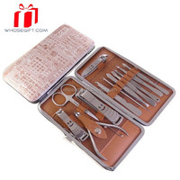 6 Pcs Manicure And Pedicure Kit With Gift Box,Beauty Kit