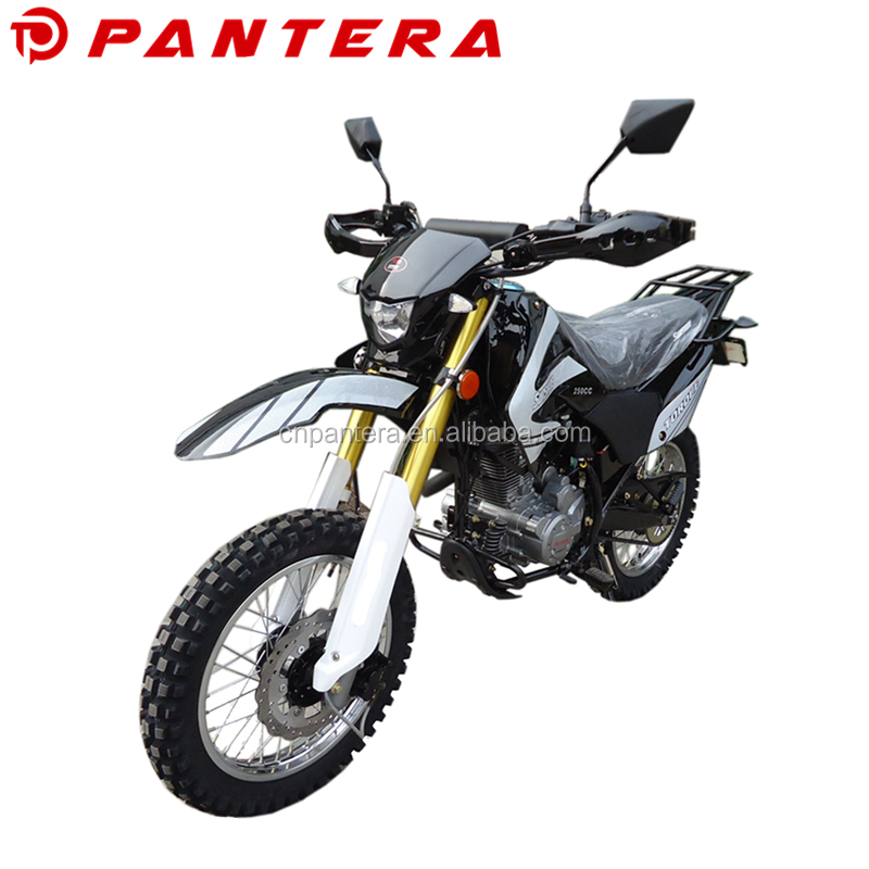 Chinese 4 Stroke Durable Spoke Wheel Off Road Motorbike
