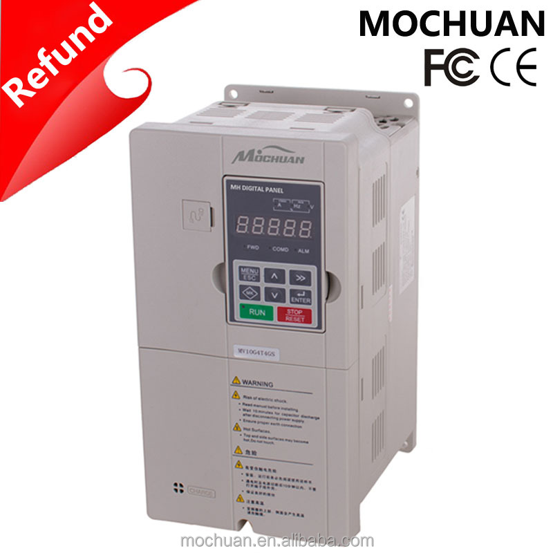 10kw pump inverter variable 3phase frequency inverters vfd