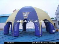 air conditioned tent