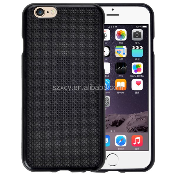 Best selling anti shock special design cross stitch cell phone cases for iphone 6 6s