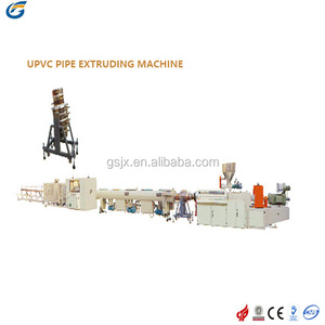 PP PE Plastic Pipe Manufacturing/Making Machine/Pipe Production Line
