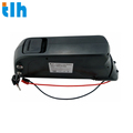 Downtube electric bike battery 48v 12ah with factory price