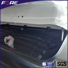 Capacity Thermoforming ASB Plastic Ski Car Roof Box For Sale, Sell Universal Storage Roof Top Luggage Cargo Carrier Box Company