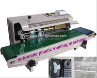 food plastic film bag sealing machine