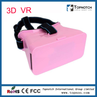 2016 New VR BOX 2.0 Version VR 3D Glasses Virtual Reality Glasses 100% Original 3D Video Game Glasses + Bluetooth Remote Control