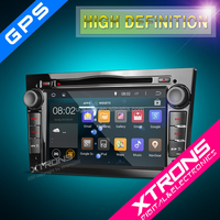 XTRONS PF71OLOA-B Android 4.4.4 OS Quad Core Multi-touch Screen Car DVD Player With Wireless Screen Mirroring Function & OBD2