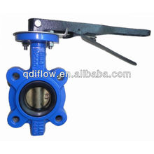 Butterfly Valves Pn16 Wafer Type And Concentric Design