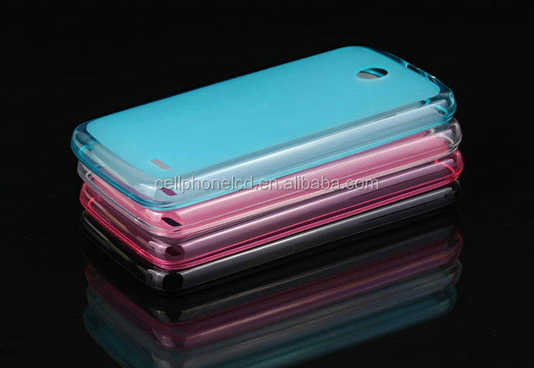 Mobile Phone Back Case for Blu Studio 5.0 C D830U TPU Back Cover