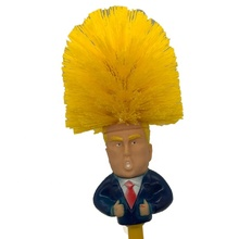 Creative Design Bathroom Household Goods Trump Plastic Toilet <strong>Brush</strong>