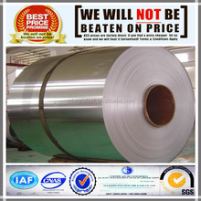 Cold rolled stainless steel strips in coils W.-Nr. EN 1.4037 ( DIN X65Cr13 )