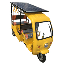 Open Body Type Electric Tricycle For Passenger Seat/Commercial Tricycle Vessel for Sale