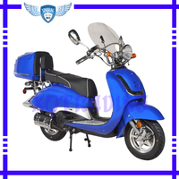 Retro Scooter In 50CC With Euro 4 Certificate 50XQ-E2(ECU)