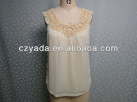 Women lace neck designs pictures of blouse