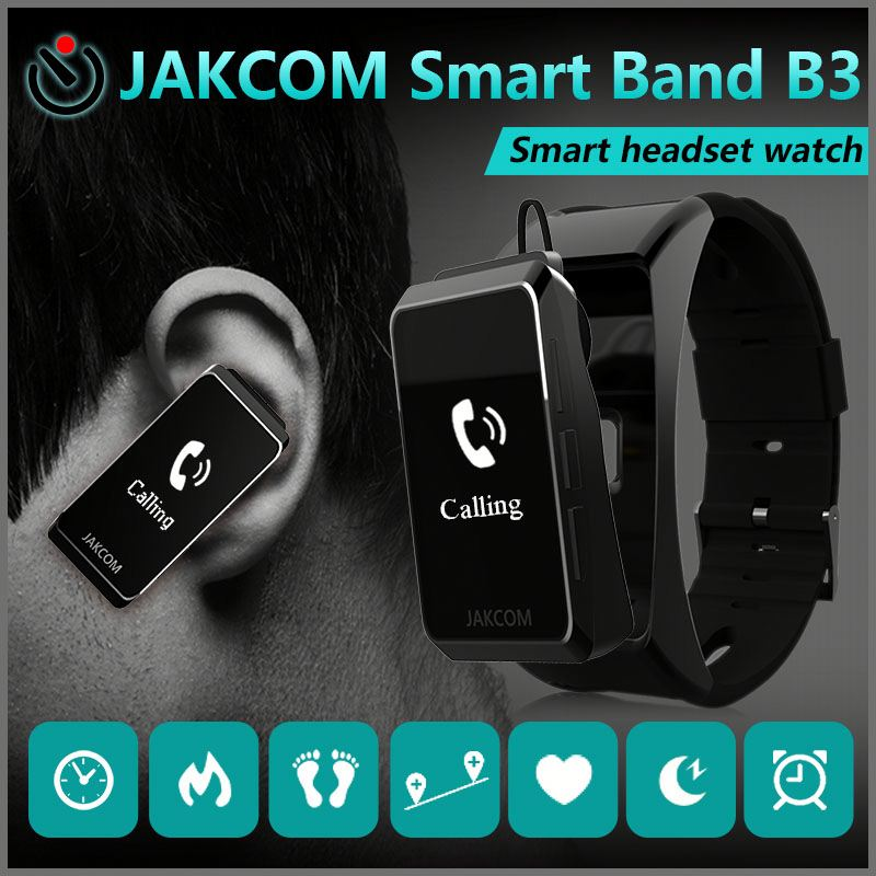 Jakcom B3 Smart Watch 2017 New Product Of Telephone Headsets Hot Sale With Cordless Dect Telephone Gane Bludio Wireless