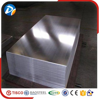 China manufacturer SPCC galvanized steel metal iron plate steel sheet