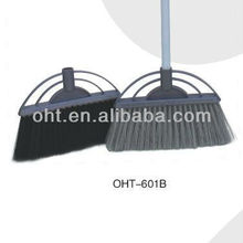 plastic soft cleaning broom