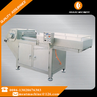 Professional China Factory Supplier frozen meat slicer flaker machine