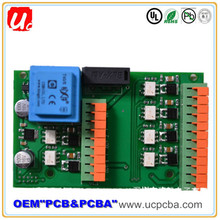 Most Professional One-stop OEM 4-layer FR4 94V0 PCB Assembly Service,LED PCB Asembly Service Supplier