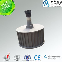 10kw AC 120/220/380v permanent magnet motor/ alternator PMG for wind turbine
