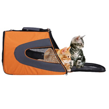 Designer pet carriers bags for dog cat puppy/cute dog carrier tote bag