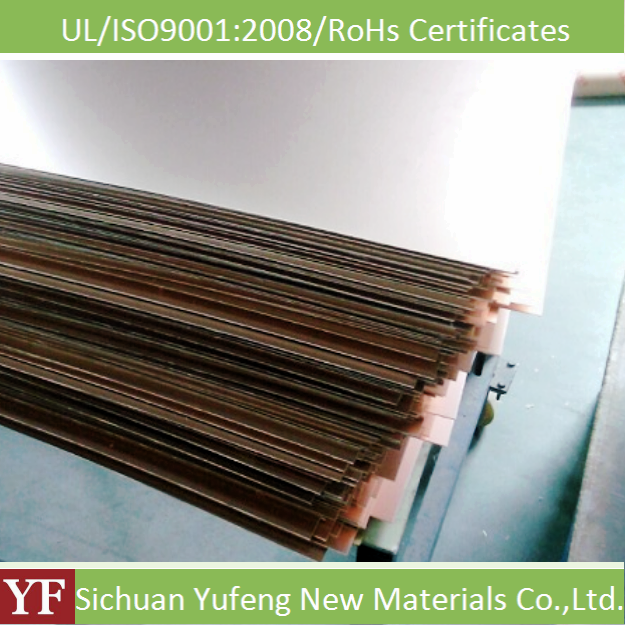 1.0mm fr4 ccl copper clad laminate with good moisture and heat resistance