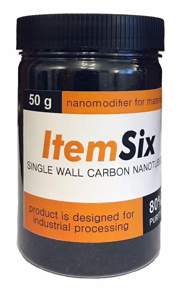 High quality Single Wall Carbon Nanotubes (SWCNT), 80% purity