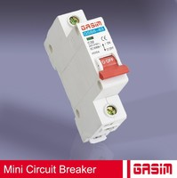 Mini Type and 1P, 2P, 3P, 4P Poles Number ls bkn mini circuit breaker