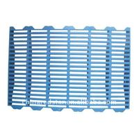 Pig Plastic Slat Floor Usage For Farrowing