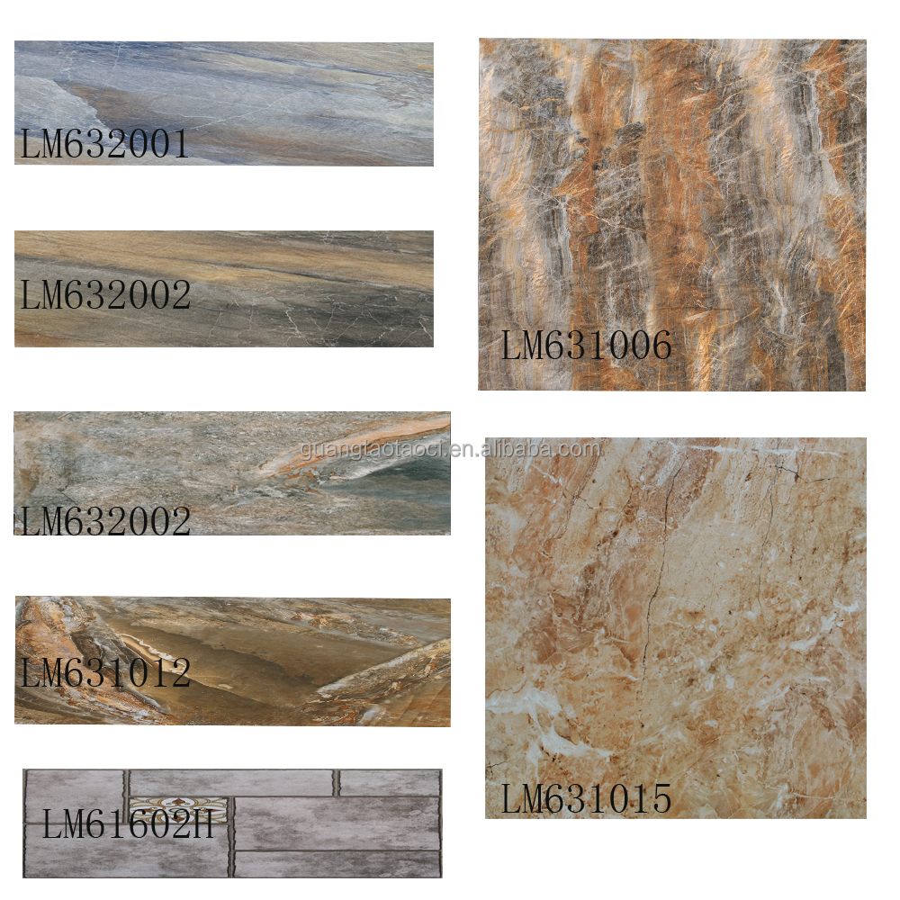 GUANGTAO Foshan up wall decoration border down wall tiles