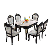 Free Sample Cheap 6 Chairs Dining Table Set Dining Room <strong>Furniture</strong> Modern Dining Table Set 8 Seater