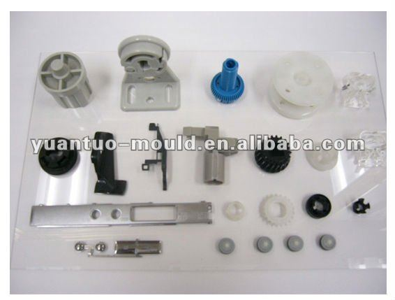 Industrial/Consumer plastic injection molding