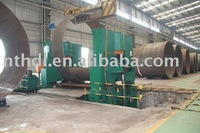 3 roll bending machine, hydraulic