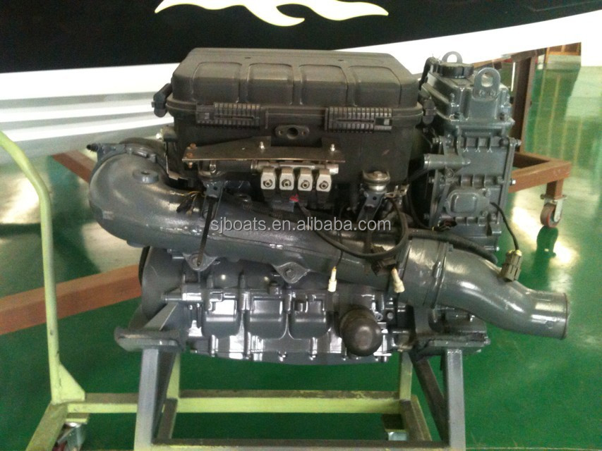 Water-cooling Marine Boat engine SH476,specialized 4 stroke & 4 cylinder,1100cc with CE