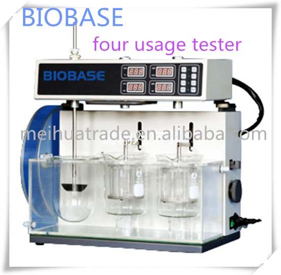 BIOBASE tablet four usage tester (dissolution,disintegration,friability, hardness tester ) z