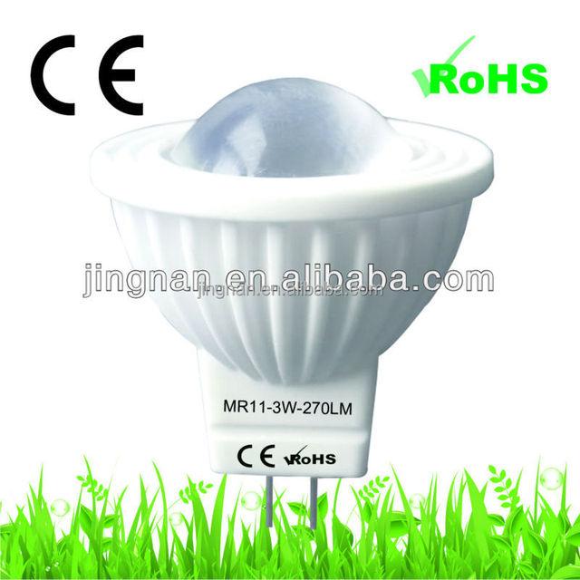 LED MR11 COB 12V Spot Light G4 35MM led lights 12v