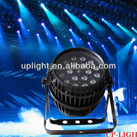 Hot sales 18pcs 10W RGBW 4in1 led zoom light