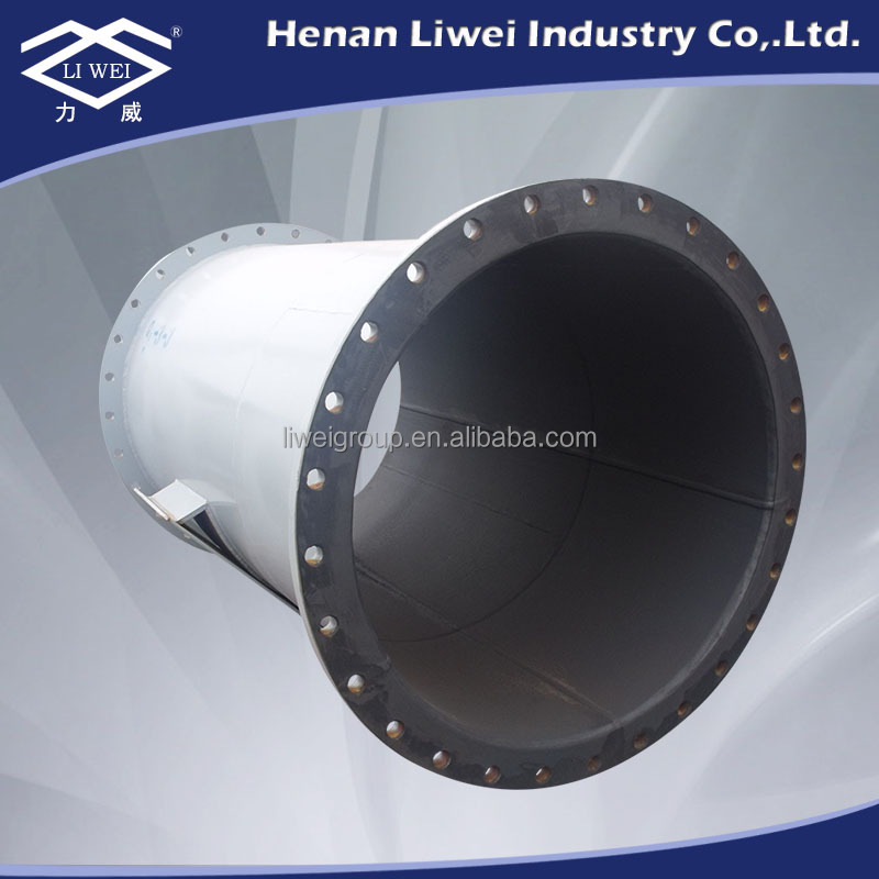 Anti-Corrosion steel pipe line sight glass with flange