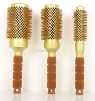 pure boar briste hair brushes