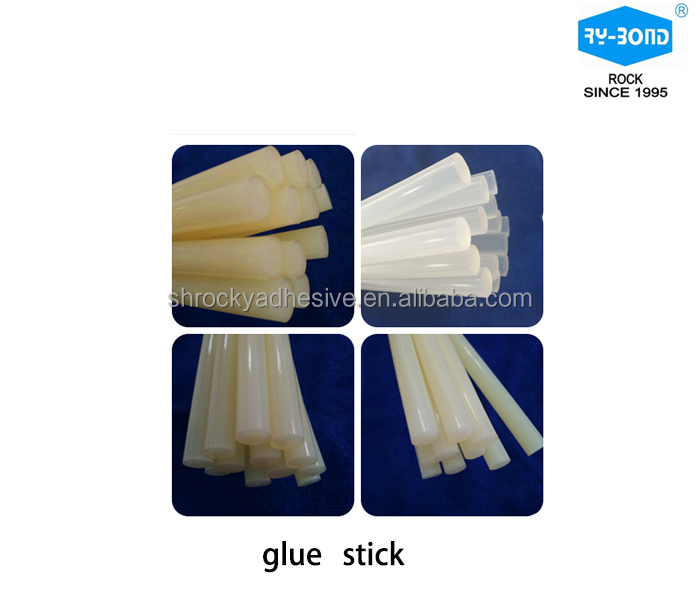 Polyamide hot melt adhesive transparent glue stick