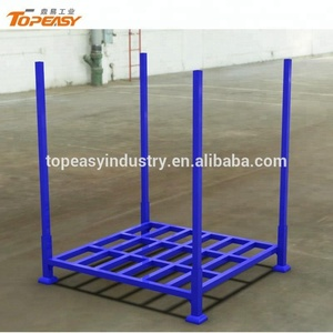 Heavy duty steel storage frame rack logistics equipment