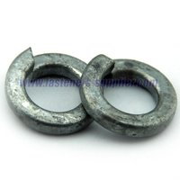Hot Dipped Galvanized Lock Washer Manufacturer