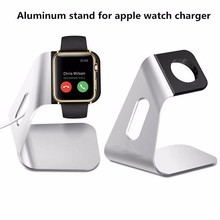 Wholesale lowest price Metal Charging Stand for Apple Watch