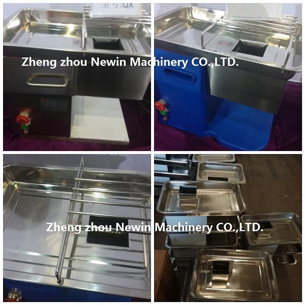 Automatic Electric Small Meat Cutting Machine Price