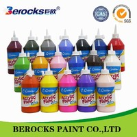 non-toxic direct manufacturer DIY finger paint for kids